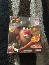 Indiana Jones Mr Potato Head Taters Of The Lost Ark *NEW* 2008 Playskool Tested