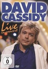 CASSIDY, DAVID - LIVE IN CONCERT NEW DVD