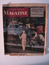 Louisville Courier Journal Magazine 1960. Ford Motors Plant,  Fern Valley Road!