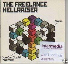 (I303) The Freelance Hellraiser, You Can Cry All- DJ CD