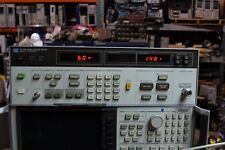 HP/ Agilent 8970B Noise Figure Meter w/ Option H18 1800MHz