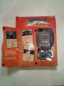 TANGLED TALES game system with card deck RARE complete