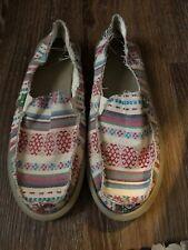 Womens Sanok Sandal Shoes Size 10