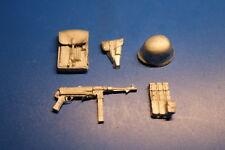NEU - Deutsches Offiziers Set, WK II, RC Panzer Zubehör,Maßstab 1:16