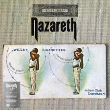 NAZARETH - EXERCISES - NEW BLUE VINYL LP