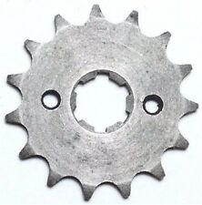 420 15T 20mm Drive Front Counter Sprocket ATV Pit Bike Lifan YX Loncin 125 140