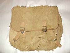 Original M1936 Musette Bag, Used, 1941 dated Khaki