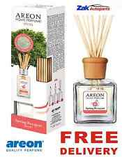 Areon Quality Home/Office Fragrance Sticks 85ml - Spring Bouquet Scent *NEW*