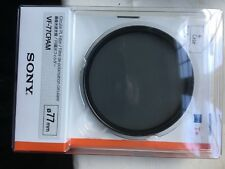 Sony Zeiss T* VF-77CPAM Circular Polarising 77mm Filter - Brand New/Unopened