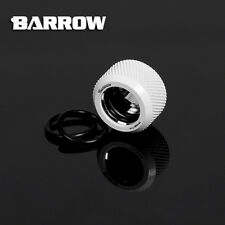 Barrow 'choice' Hard Tube Compression Fitting for 14mm Tubing - Ivory White -253