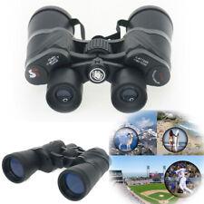 50x50 HD Outdoor binocular Portable 7X 50mm Len Powerful Telescope Camping