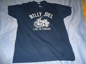 "Billy Joel "" Live In Concert ""  "" Tee     [  medium] [   68 ]"