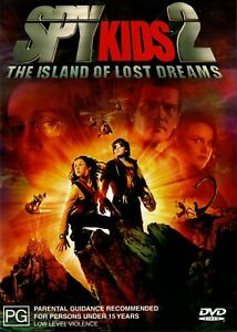 NEW/SEALED (CHILDREN) (SPY KIDS 2 - ISLAND OF LOST DREAMS) (#R 4) (PAL) FREE P/H