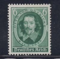 ALEMANIA (1935) MLH NUEVOS CON FIJASELLOS - YVERT 564 - SERIE COMPLETA