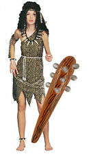 Cavewoman Mesdames jungle TARZAN fancy dress costume outfit + Club gonflable
