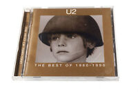 U2 - Best of 1980-1990/B-Sides 731452461223 CD A871