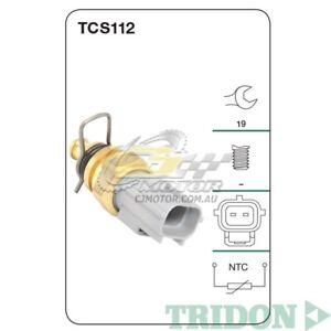 TRIDON COOLANT SENSOR FOR Ford Mondeo 07/11-06/13 2.0L DOHC 16V(Petrol)