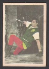Ivanhoe Roger Moore 1958 TV Series Scarce Card Look! from Germany O