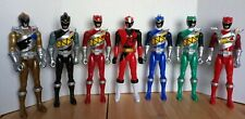 Lot Of 7 Power Rangers Dino Charge Action Figures 12? Tall