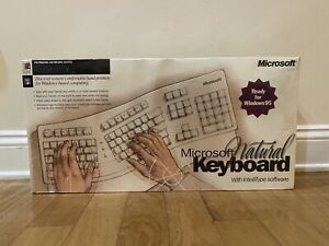 Microsoft Natural Keyboard With Intellitype Software
