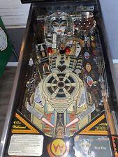 Bride of Pinbot Pinball Machine Williams 1991 Pin bot