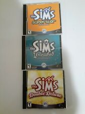 The Sims: Unleashed Expansion Pack (Mac)Bundle PC-CD (3)