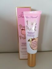 Too Faced Peach Perfect Comfort Matte Foundation in shade Vanilla NEW IN BOX