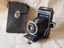 Voigtlander Braunschweig Folding Camera - Anastigmat Skopar 10.5cm f/4.5 Lens
