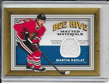 06-07 Beehive Martin Havlat Matted Materials Jersey