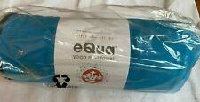 MANDUKA eQua YOGA Mat TOWEL Fast Dry SWEAT ACTIVATED Non Slip NEW ~  FREE SHIP!