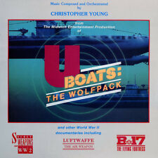 "U-boats: The Wolfpack VINYL 12"" Album (2018) ***NEW*** FREE Shipping, Save £s"