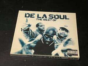 The Best of De La Soul - CD Album & Bonus Disc - 27 Greatest Hits - 2003 Warner