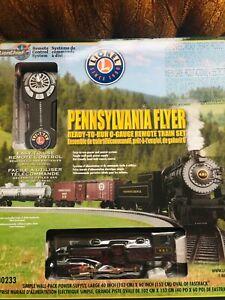 Lionel Penn Flyer Freight Train Set Pennsylvania 6-30233 Remote Controller