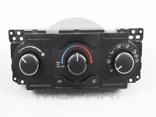 2005-2007 Jeep Grand Cherokee Commander Ac Heater Climate Unit Control Mopar Oem