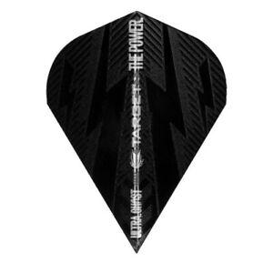 Target Phil Taylor Ghost Power Bolt Black Vapor S Dart Flights