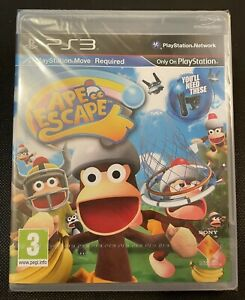 Ape Escape PS3 Video Game New Sealed PlayStation 3