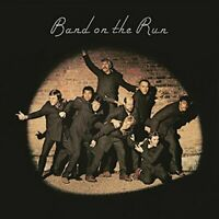 Paul McCartney and Wings - Band On The Run [CD]