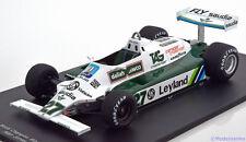 1:18 Spark Williams FW07B World Champion Jones 1980