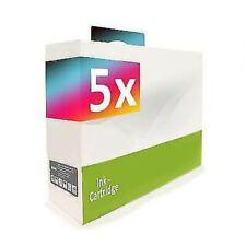 5x MWT Cartridge for Epson Stylus SX-415 DX-4400 D-92 DX-7400 S-20 DX-8400