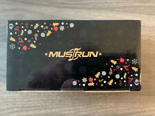 MUSRUN MP3 Player Bluetooth 5.0, FLAC, FM Radio, Recording - New