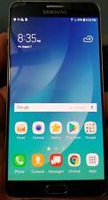 Unlocked? Samsung Galaxy Note5 SM-N920V 32 GB Black Sapphire Verizon Phone+Extra