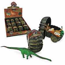 "3D DINO PUZZLE IN FOSSIL SHAPED BOX ""SEISMOSAURUS"" FREE SHIPPING!"