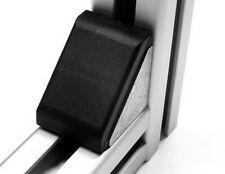 4x Capuchon pour Angle 30x30mm/Des années 30 Profilés en aluminium Profil Alu 30