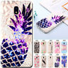 For Samsung Galaxy J7 Pro(2017)/J730 Silicone Case Cover Soft Back TPU Cute Skin