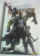 SECRET INVASION 4 / 8 ( Marvel Panini) COLLECTOR EDITION