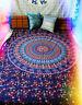 Elefante Indiano Mandala Copriletto Stile Hippy Arazzo Appeso A Parete