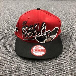 UNLV Rebels NCAA New Era 9FIFTY Snapback Hat New Embroidered Logo Cap