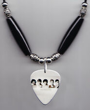 1 One Direction Band Photo Guitar Pick Necklace #3 1D