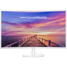 "Samsung CF391 C32F391 32"" LED LCD Curved Gaming Monitor 5MS FHD 1080P HDMI DP VA"