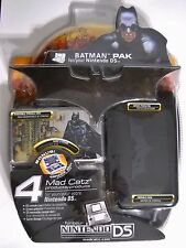 MAD CATZ BATMAN PAK FOR NINTENDO DS NEW IN PACKAGE